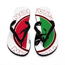 Italian Stallion Flip Flops