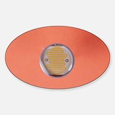Light dependent resistor Decal