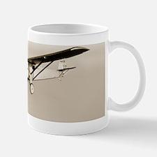 Lindbergh's Spirit of St Louis airplane Mug
