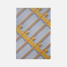 Liquid crystal display grid, SEM Rectangle Magnet