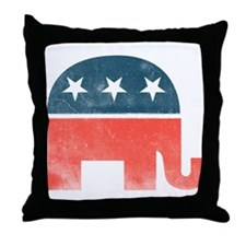 Romney Ryan 2012 Throw Pillow