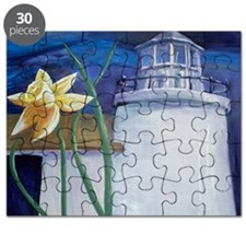 Daffodil Lighthouse Puzzle