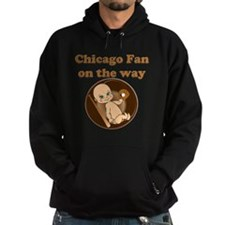 Chicago Fan on the way Hoodie