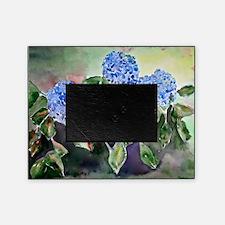 Blue Hydrangeas Picture Frame