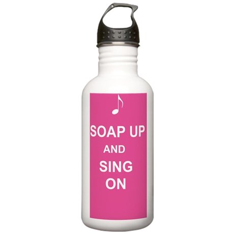 Singing in the shower Stainless Water Bottle 1.0L
