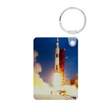 Launch of Apollo 11 Keychains