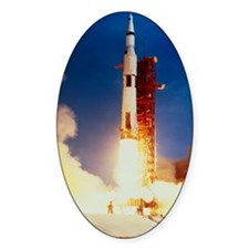 Launch of Apollo 11 Decal