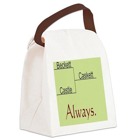 IPADE_sleeve_beckett_castle_caske Canvas Lunch Bag