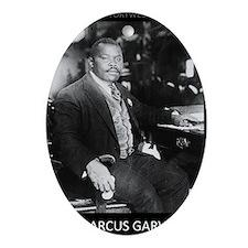 Marcus Garvey Oval Ornament