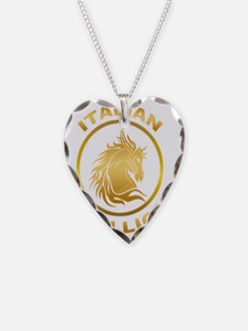 Italian Stallion Necklace