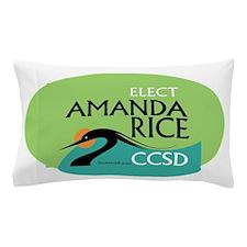 Oval Elect Amanda Pillow Case
