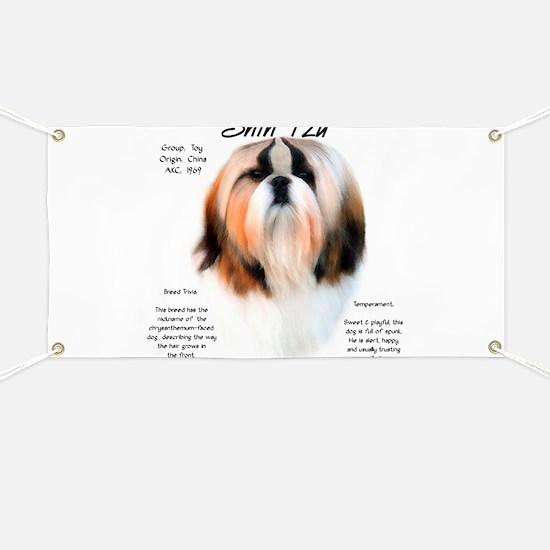 Shih Tzu Banner