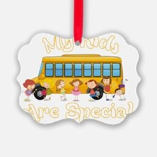 Bus driver Ornament