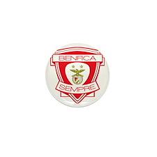 Benfica  Sempre (Always) Football Team Mini Button