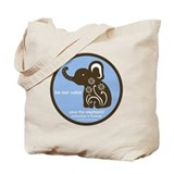 Wildlife conservation Regular Canvas Tote Bag