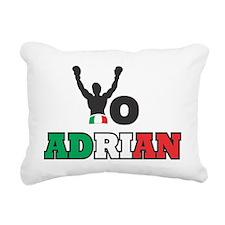 Yo Adrian Rectangular Canvas Pillow