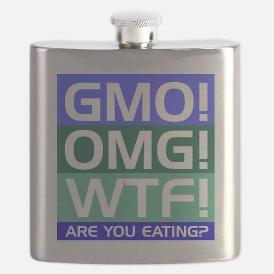 GMO callout Flask