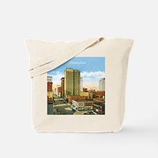 Vintage Birmingham Tote Bag