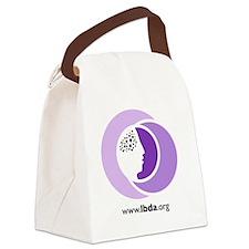 LBDA Doggy Shirt Canvas Lunch Bag