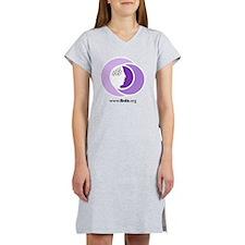 LBDA Doggy Shirt Women's Nightshirt