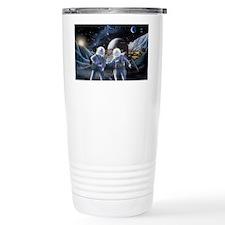 Lunar survey team Travel Mug