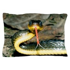 Machete savane snake Pillow Case