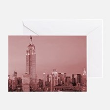 NYC, Empire State, Greeting Card