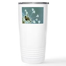 LM of Vorticella sp Travel Mug