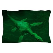 Loch Ness Monster Pillow Case