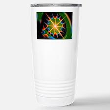 Magnetic field of superconducti Travel Mug