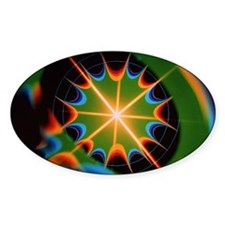 Magnetic field of superconducting m Decal
