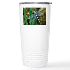 Male emperor dragonfly Travel Mug