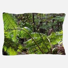 Rainforest Ferns Pillow Case