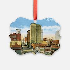 Vintage Birmingham Ornament