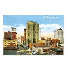 Vintage Birmingham Postcards (Package of 8)