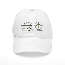 B-52: Peace the Old Fashioned Way Mug Baseball Cap