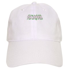 All things to All Baseball Cap