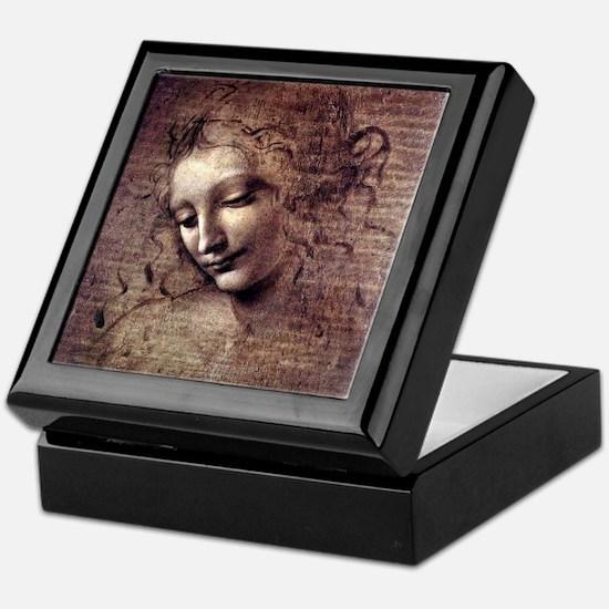 La Scapigliata - da Vinci Keepsake Box