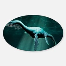 Loch Ness Monster Decal