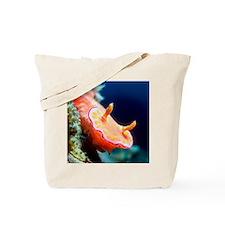 Long-tail ceratosoma sea slug Tote Bag