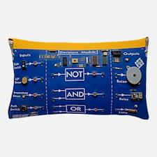 Logic gates Pillow Case