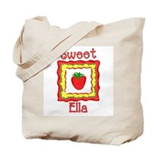 Sweet Ella Tote Bag