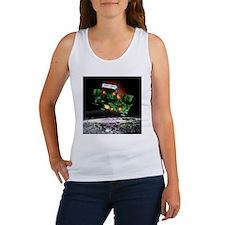 Lunar spacecraft Women's Tank Top