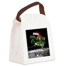 Lunar spacecraft Canvas Lunch Bag