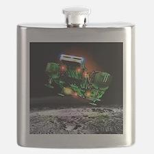 Lunar spacecraft Flask