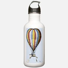 Lunardi's balloon, 178 Sports Water Bottle