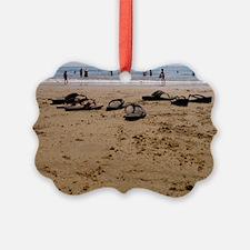 Sand  Sandals Ornament