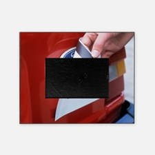 Magnetic L-plate Picture Frame