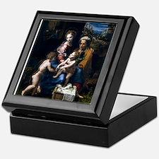 La Perla - Raphael Keepsake Box