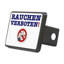 NO SMOKING - GERMAN Hitch Cover